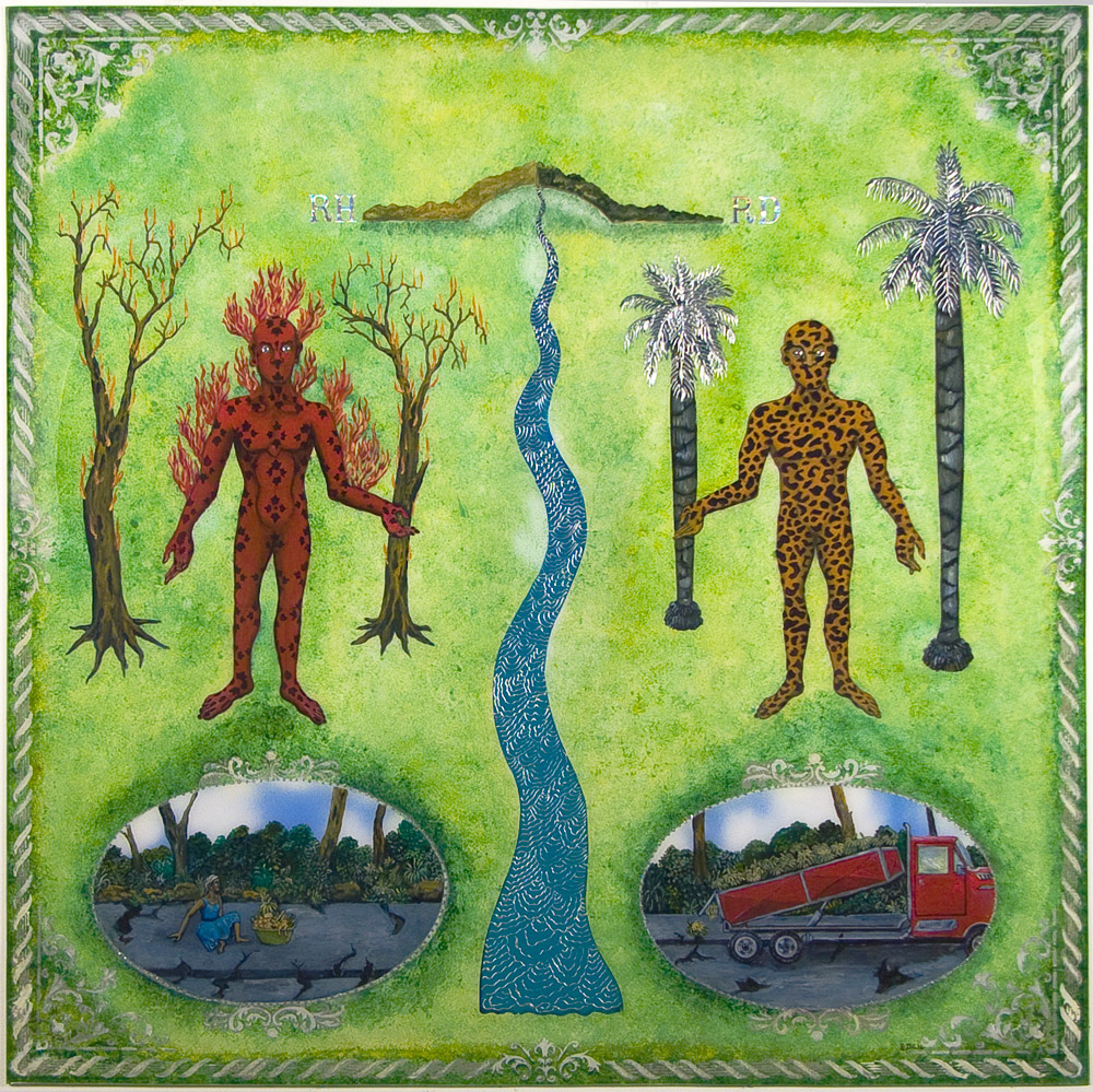 Bordering the Imaginary: Art from the Dominican Republic, Haiti, and their Diasporas