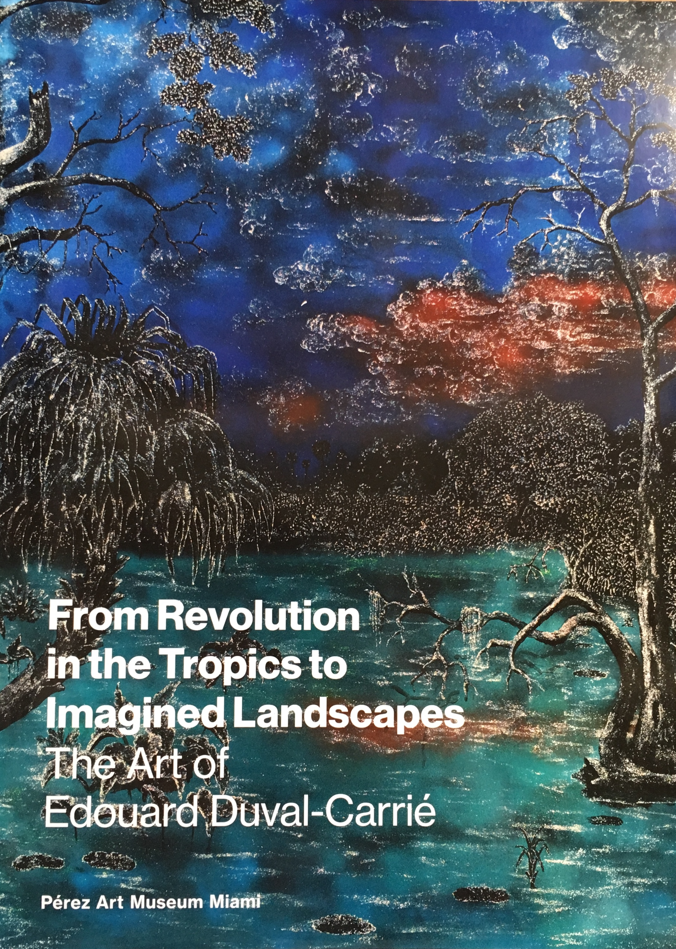 From Revolution in the Tropics to Imagined Landscapes The Art by Edouard Duval-Carrié