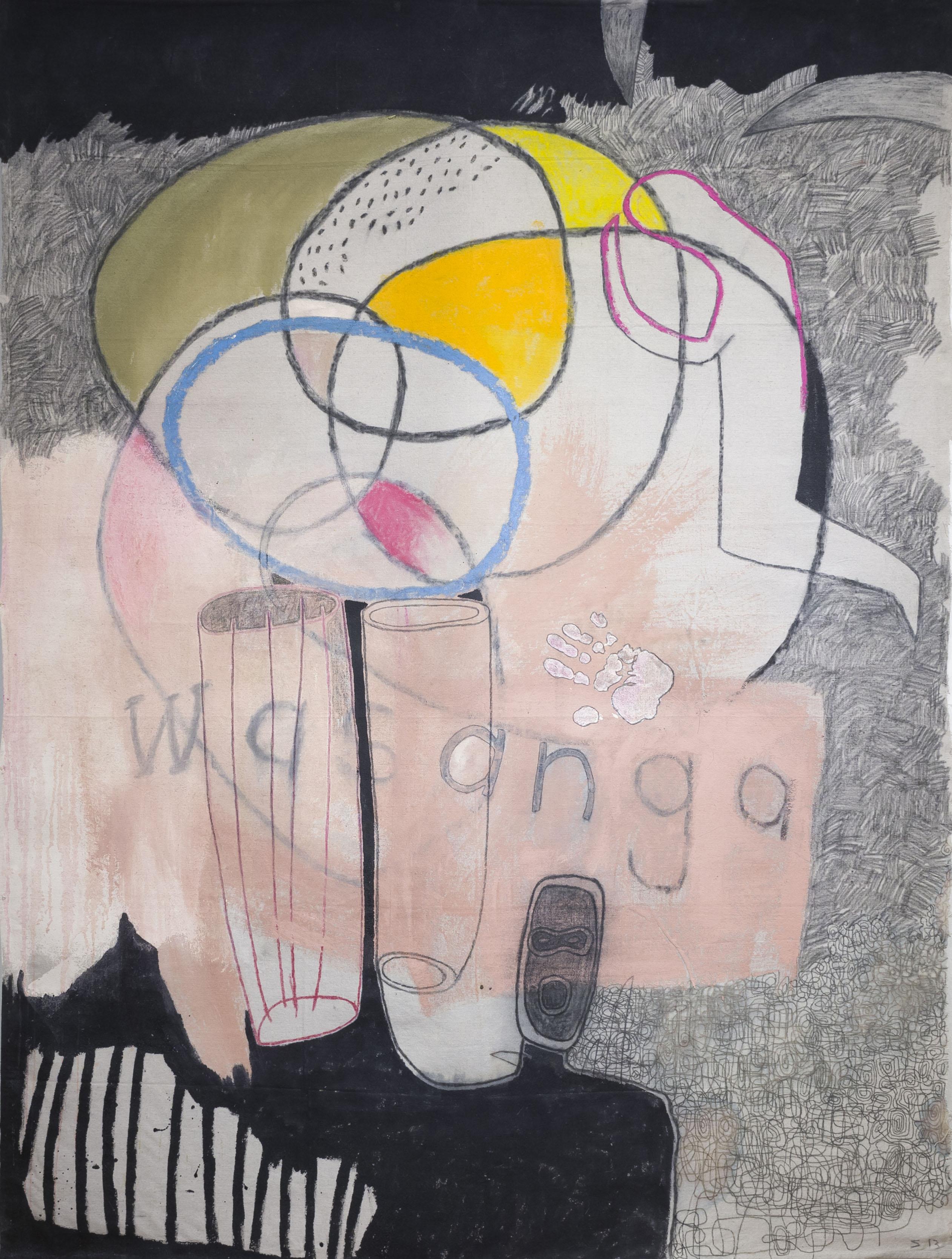 Sergio Garcia - Wasanga Man, 2013