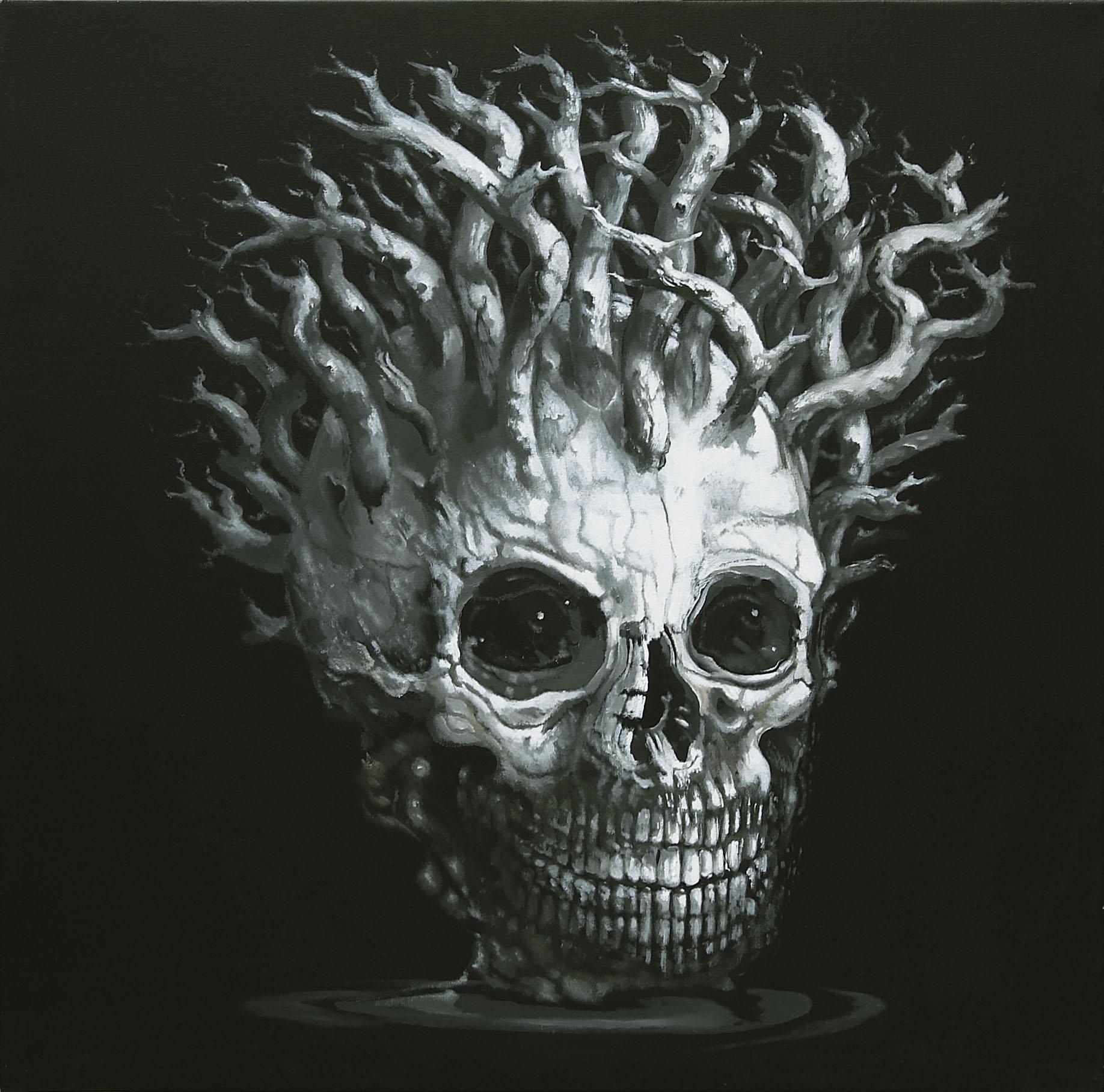 Jose Garcia Cordero - La muerte no acaba nada, 2006