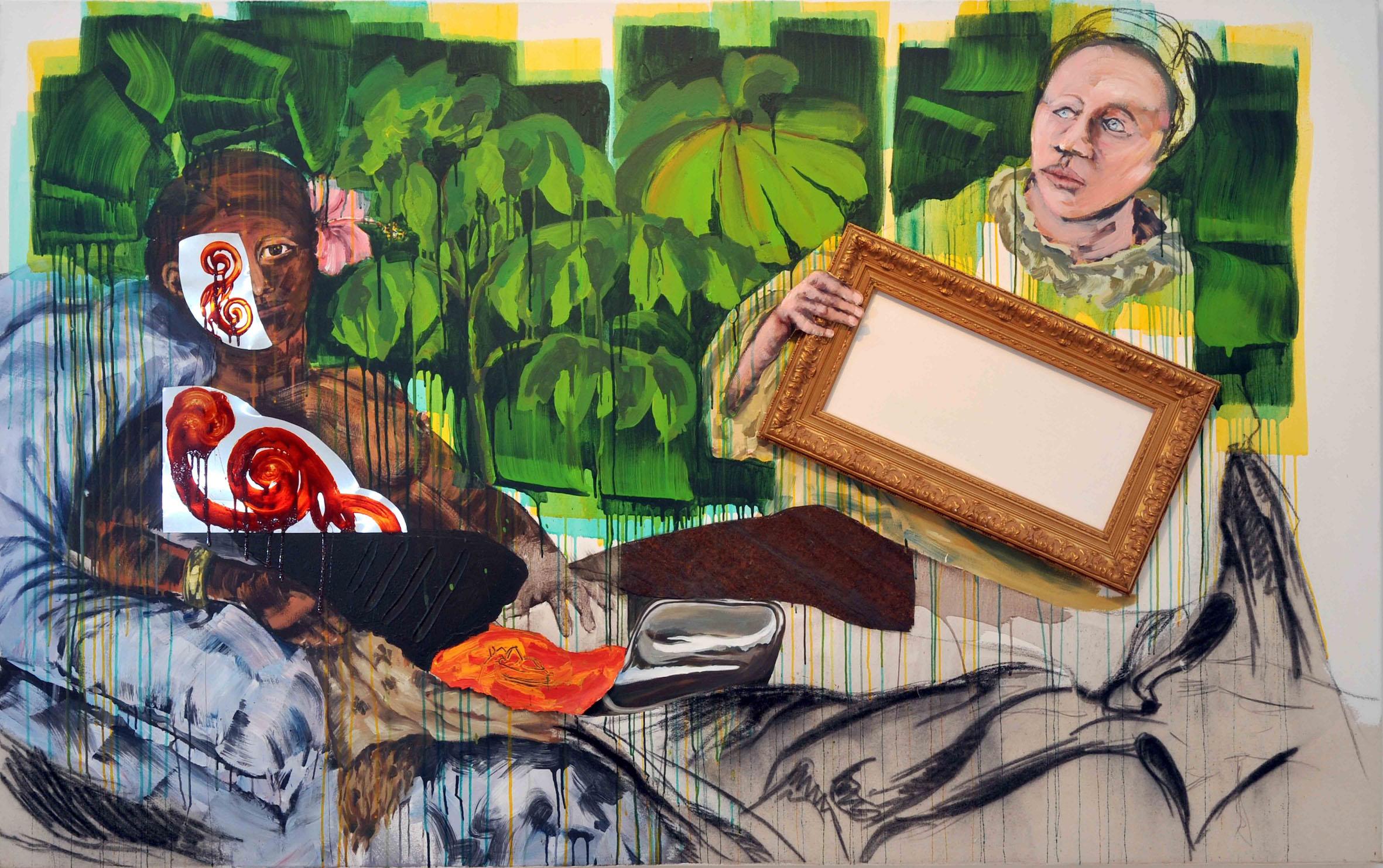 Thierry Tian-Sio-Po - L'image de l'occidental dans la peinture caribeenne, 2010